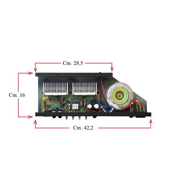 ADJ American DJ CP-15 Modulo Amplificatore per casse Acustiche