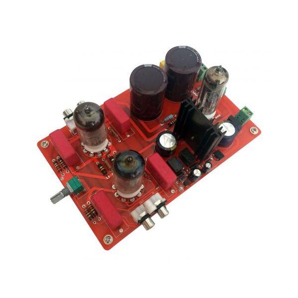 Modulo preamplificatore valvolare stereo HI-FI Classe A HENGPEN-637