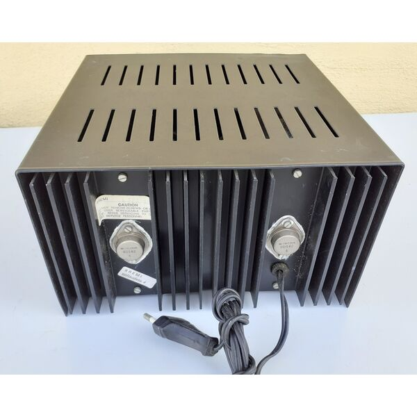 Bremi BRS-35 Alimentatore Lineare 10 Amper 13,8 Volt