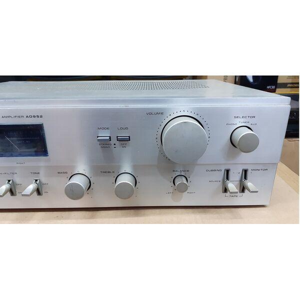 INKEL AD 952 Amplificatore Stereo HI-FI Vintage