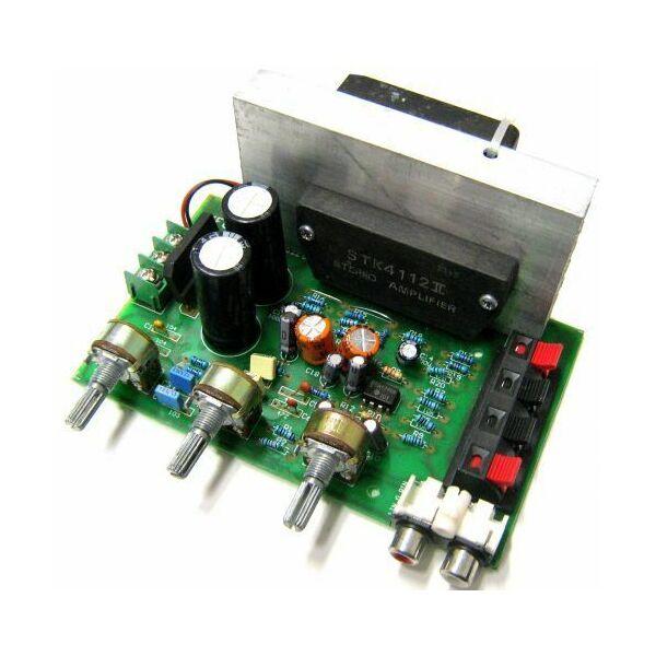 Modulo Amplificatore Stereo con STK4112II