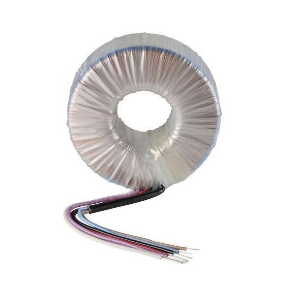 Trasformatore toroidale 100W 15V-0-15VAC
