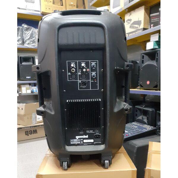 "Gemini ES-15P Cassa Amplificata Attiva 800W 15"""
