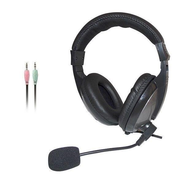 Cuffie con microfono Tucci L760MV Grigio