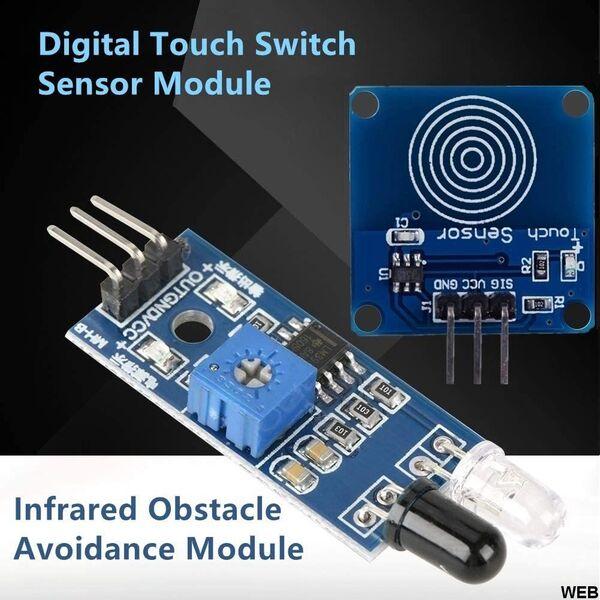 Kit Arduino Uno R3 Nano V3.0 Mega 2560 Mega 328