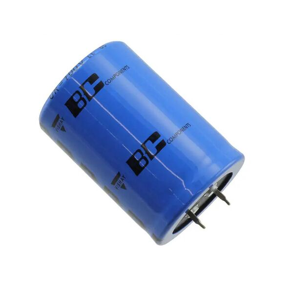 Condensatore elettrolitico SNAP IN 4700uF 4700 uF 63V 105°C 35 x 40mm