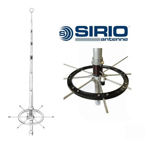 Sirio Blizzard 2700 - Antenna da base CB 5/8 ad alto guadagno