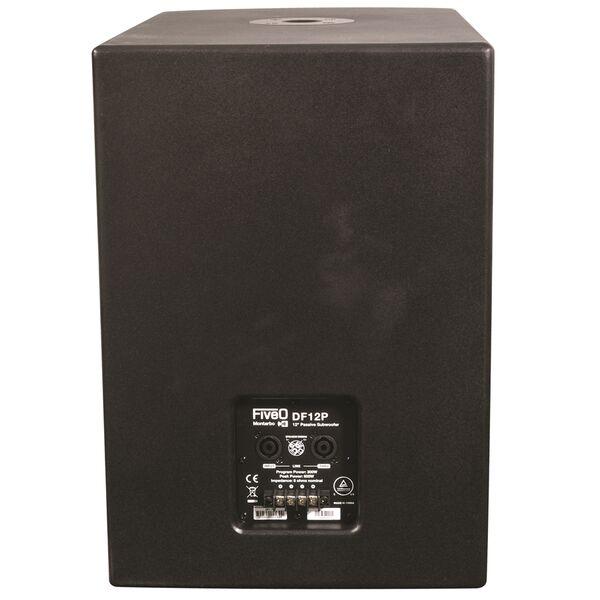 Montarbo GS1 + AR4 + DF12P Impianto Audio Line Array Ex-Demo